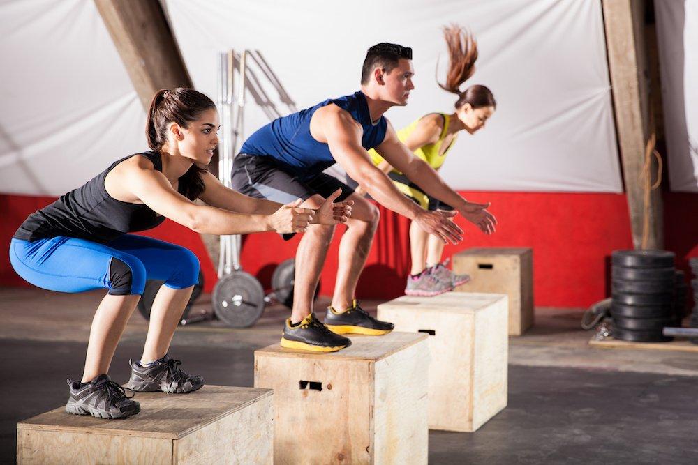 Круговая тренировка: что это такое, принципы и план тренировки