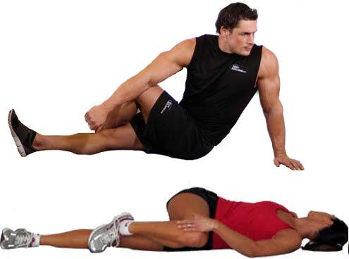 Упражнения: растяжка, приседания и комплекс для тренировки пресса. как правильно делать упражнения для мышц спины и ног, рекомендации от врача бубновского