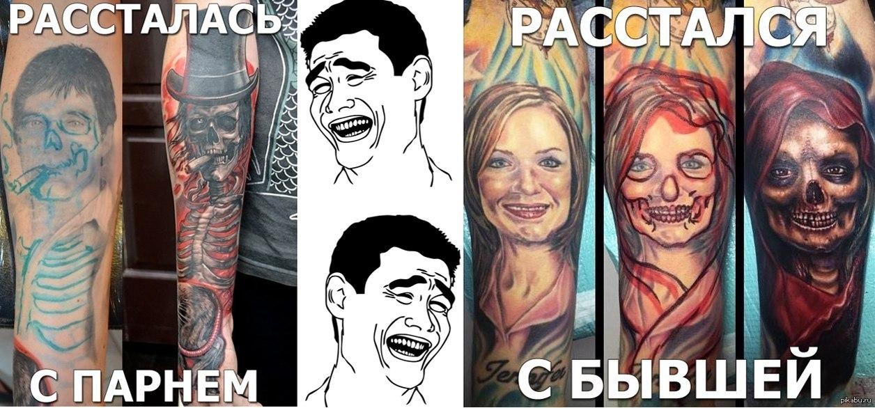 Отношение к татуировкам разных религий