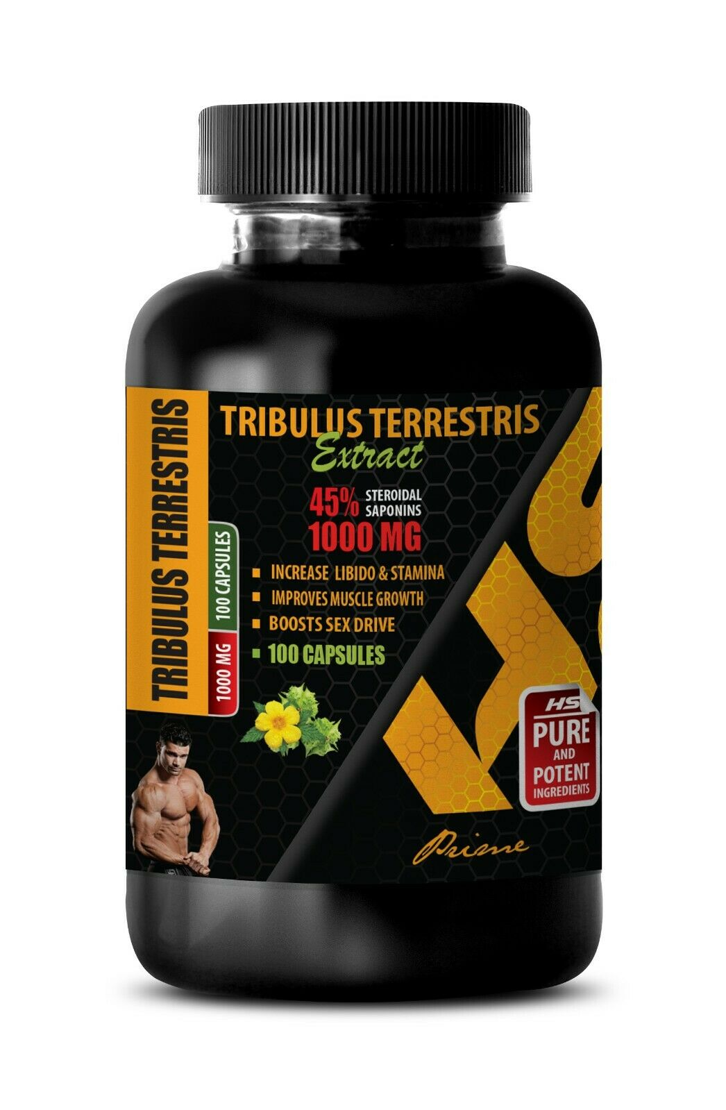Трибулус террестрис— зачем он нужен для мышц и как его правильно принимать?