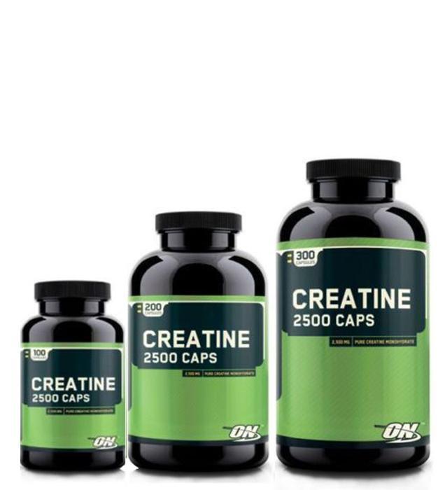 Creatine 2500 caps от Optimum Nutrition