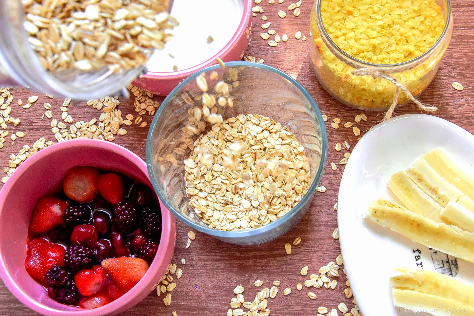 Овсянка и кипяток рецепт запаренной овсянки для похудения и здоровья на завтрак