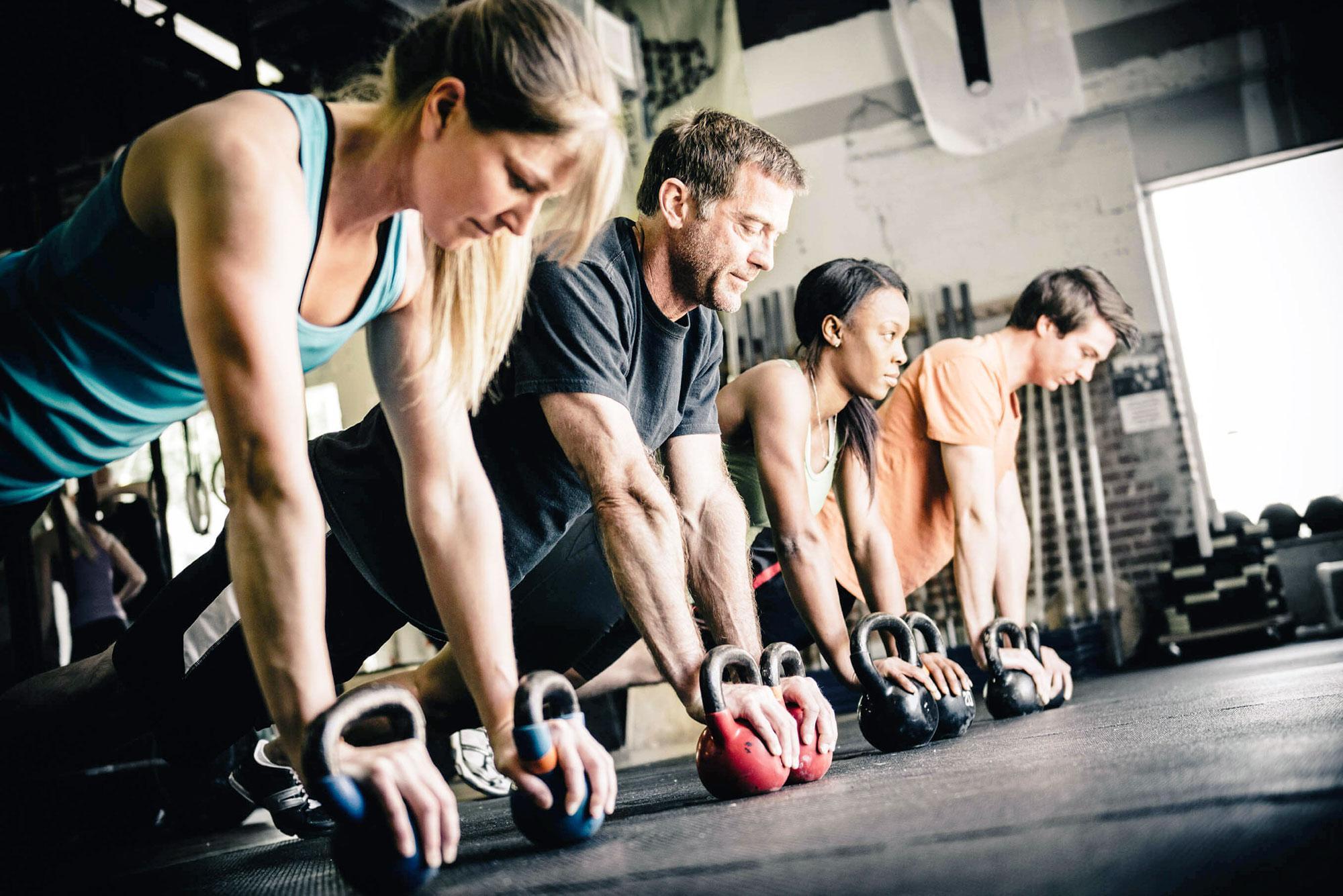 Кроссфит дома: программа тренировок для начинающих