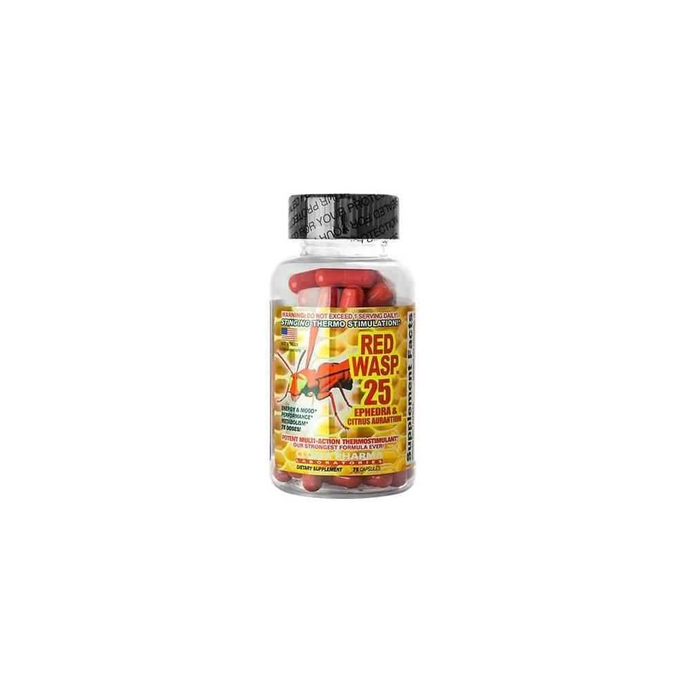 Red Wasp 25 от Cloma Pharma
