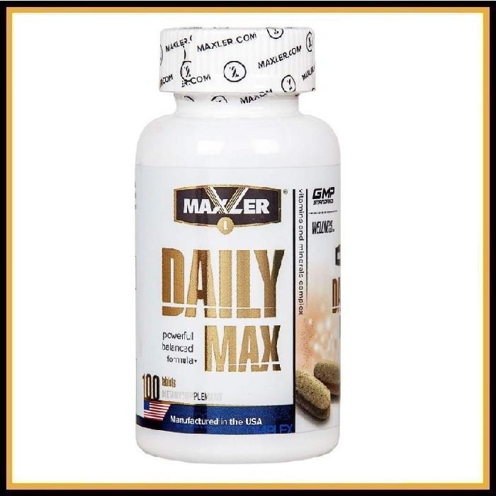 Daily max от maxler