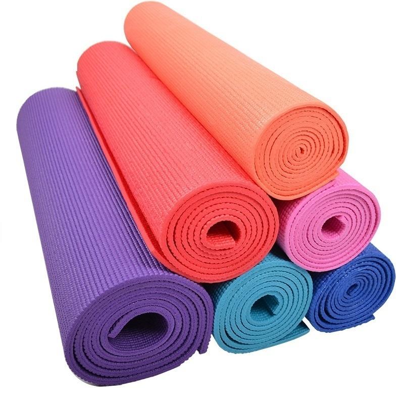 Коврик для фитнеса: разновидность, критерии выбора