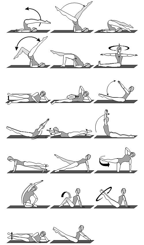 Йога для похудения в домашних условиях. 15+ эффекктивных асан
