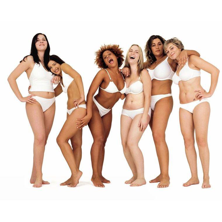 Идеальная фигура для девушки – женская, пропорции, миф