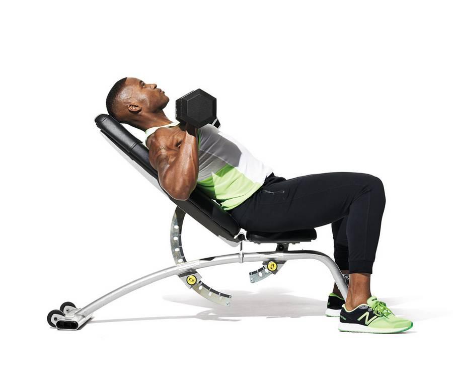 Лучшие упражнения чтобы накачать грудь дома: тренировка грудных мышц в домашних условиях без тренажеров отжманиями и гантелями