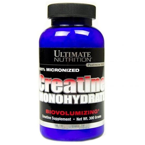 Creatine monohydrate от ultimate nutrition: как принимать, отзывы