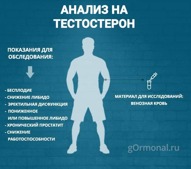 Влияние воздержания на тестостерон