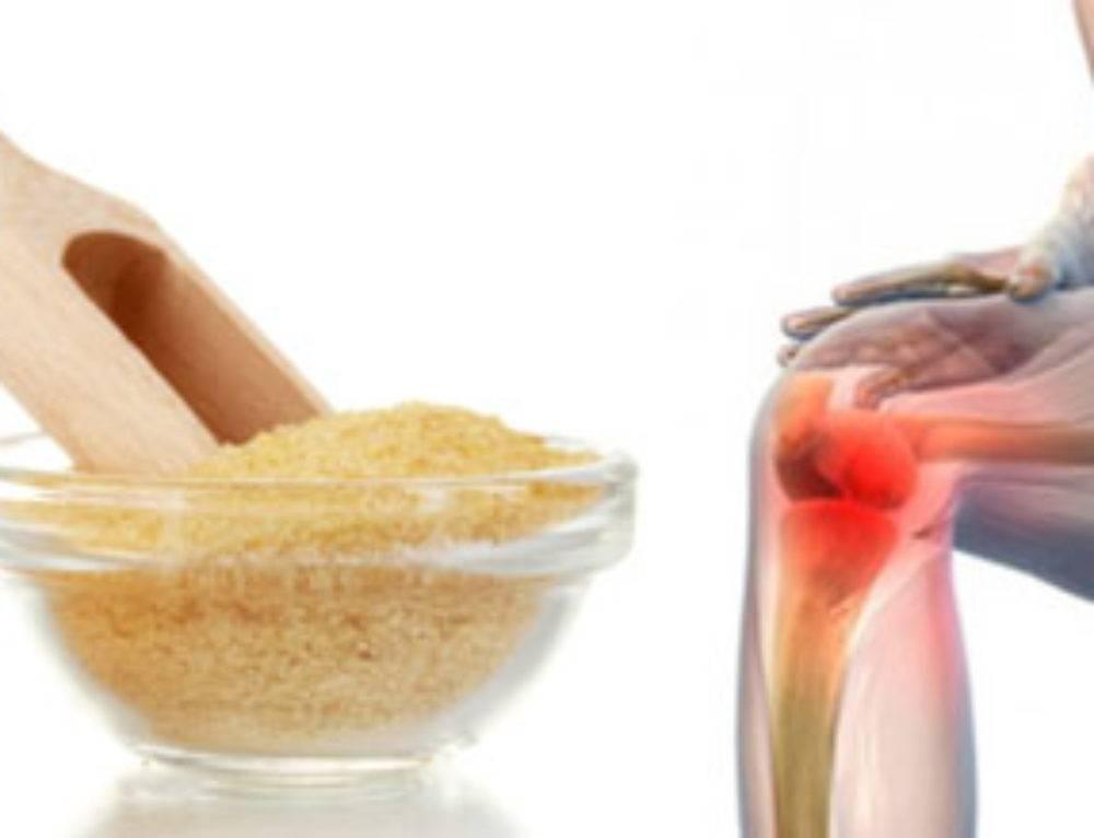 Желатин для связок и сухожилий | спина доктор