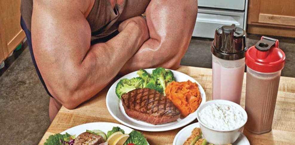 Питание перед и после тренировки: набор массы и похудение