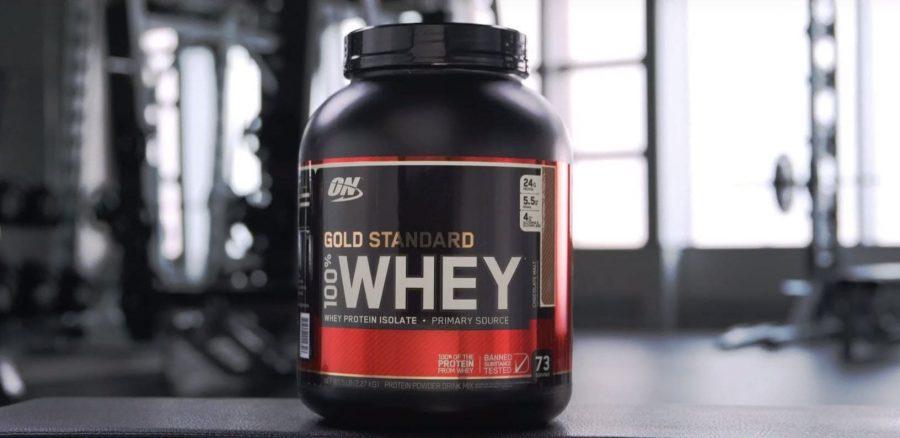 Достоинства, особенности, компоненты и схема приема 100% gold protein от optimum nutrition