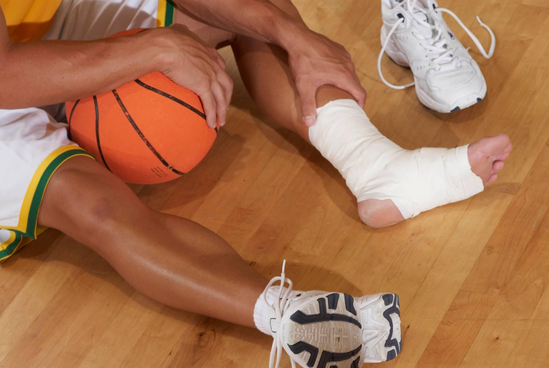 Реферат: спортивный травматизм (причины и профилактика)