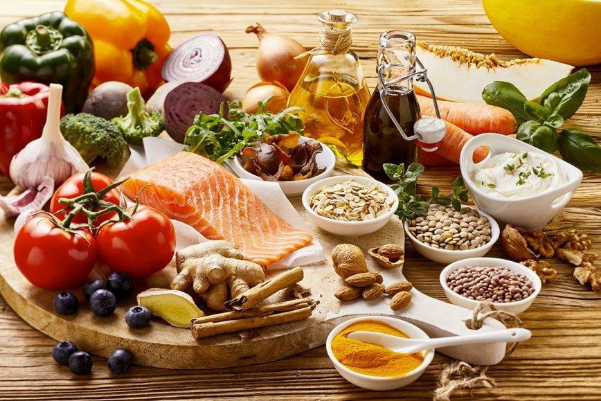Cредиземноморская диета для похудения