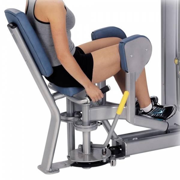 Разведение ног в тренажере – техника и варианты выполнения, какие мышцы работают