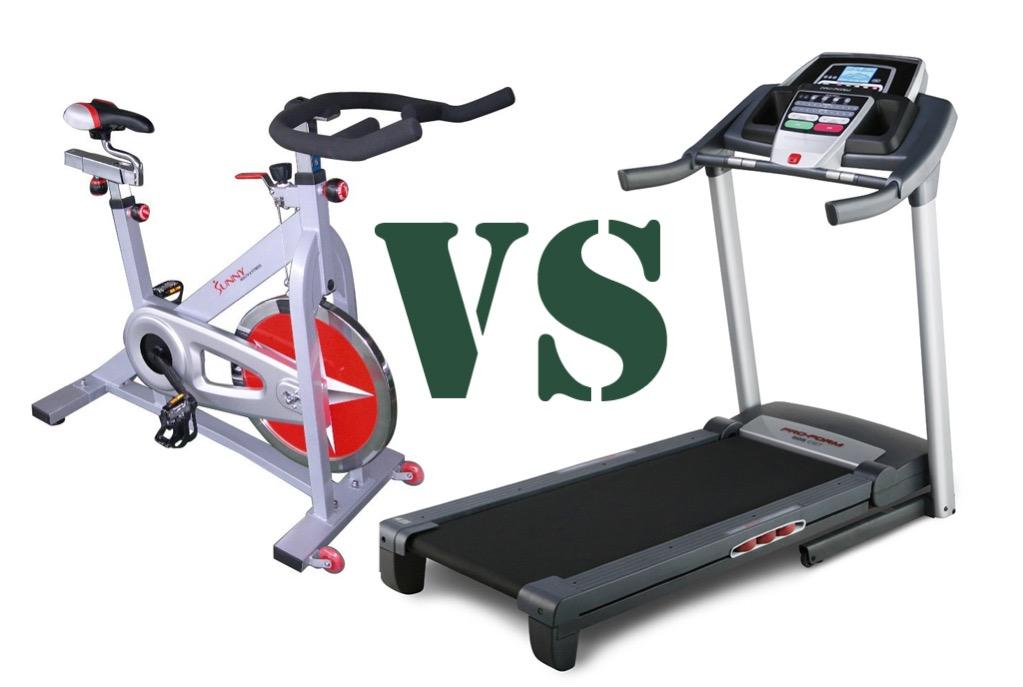 Велотренажер или беговая дорожка?
