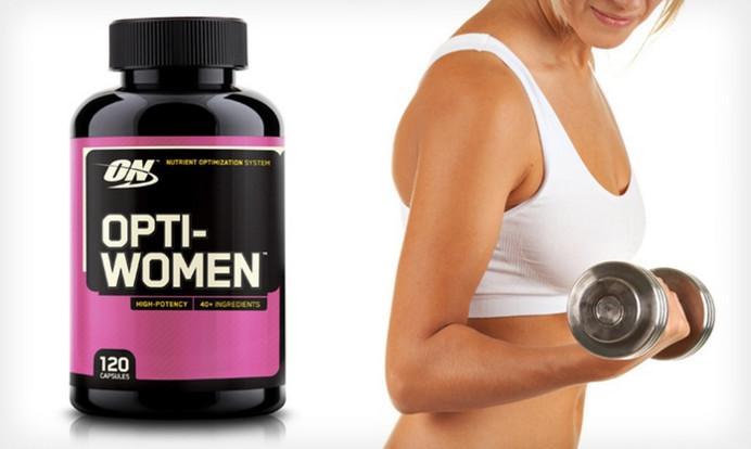 Как правильно принимать витамины опти-вумен (opti-women)?