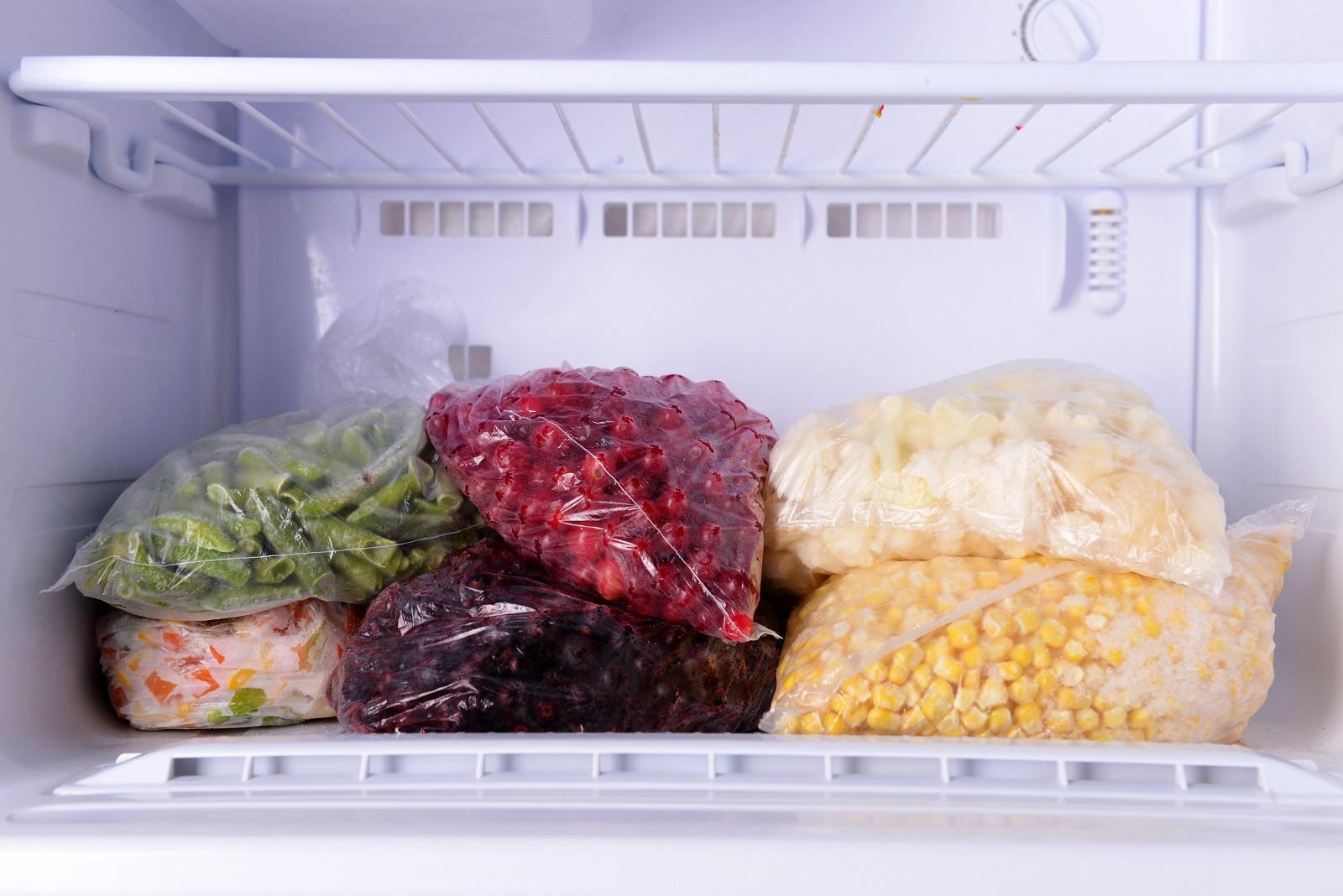Никогда не замораживайте эти продукты! | simpleslim