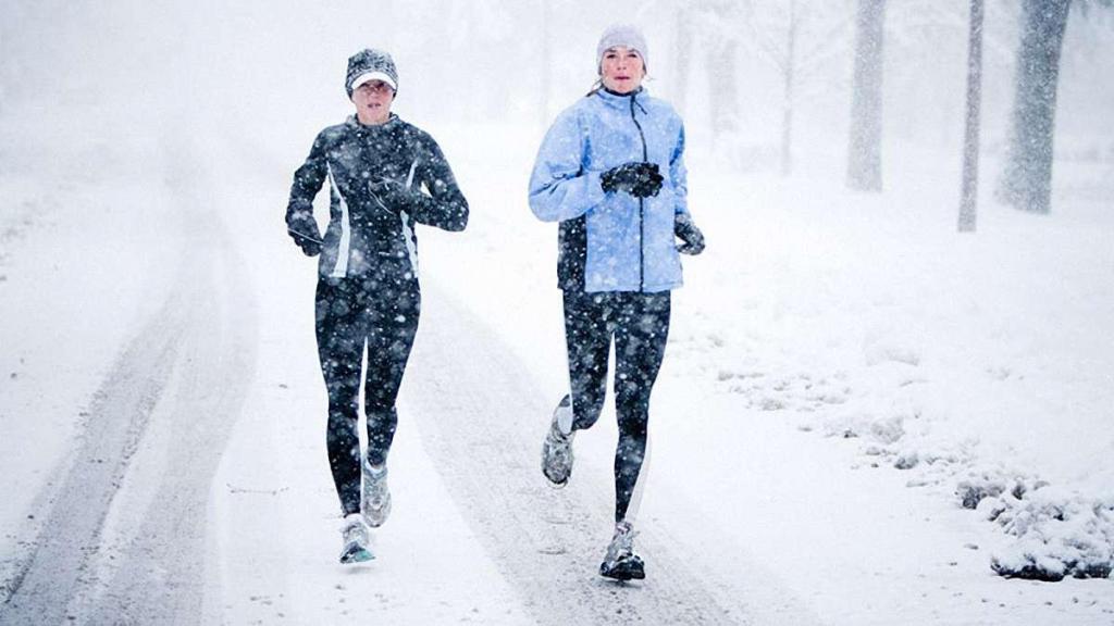 В чем бегать зимой: мои комплекты одежды   run&travel