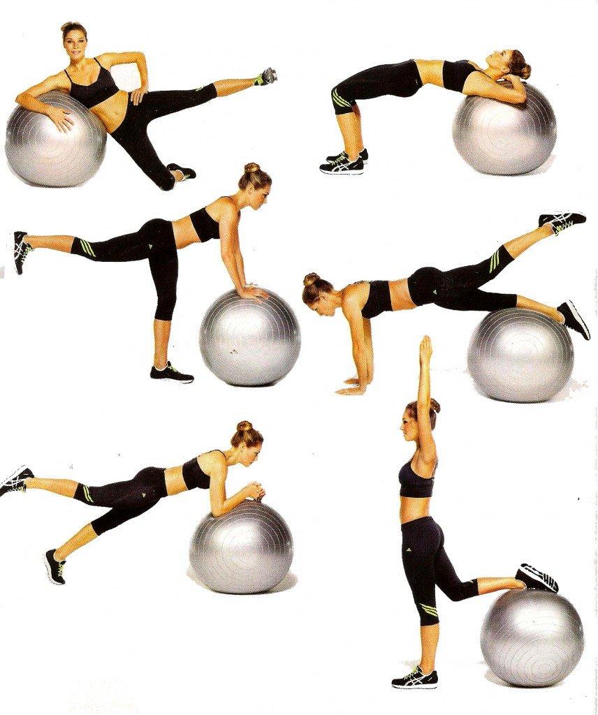Медбол: полное руководство + топ-30 упражнений (фото)