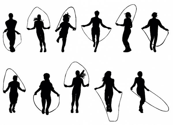 Избавляемся от излишков жира с помощью круговой тренировки со скакалкой