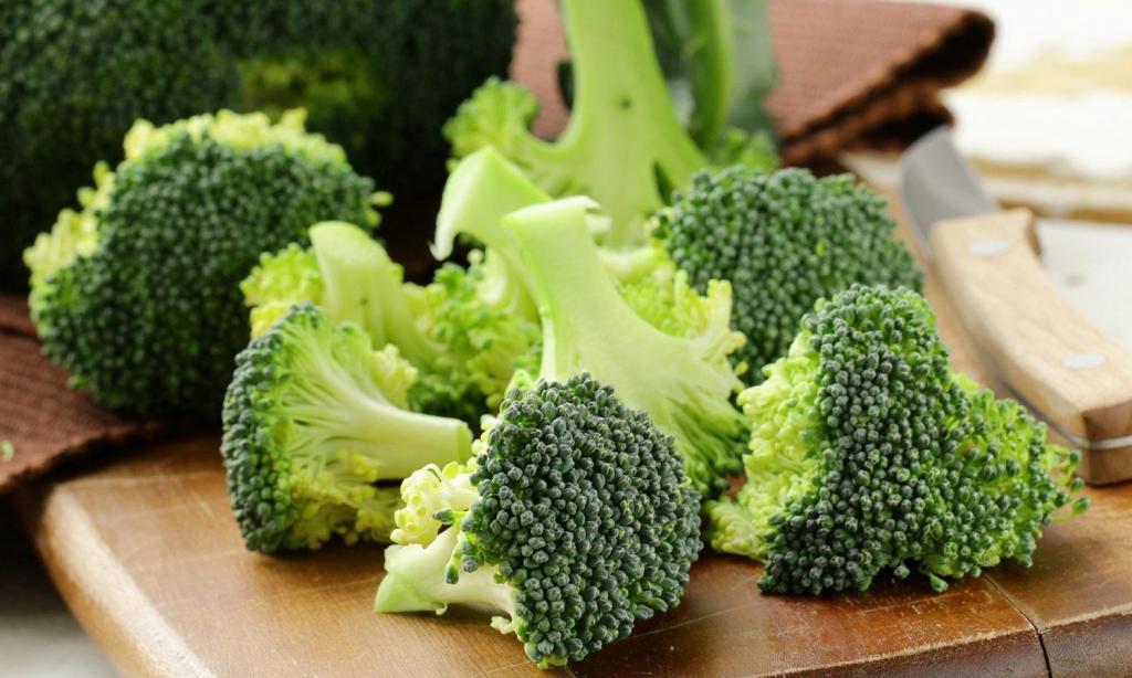 Блюда из брокколи. рецепты для здоровья и похудения