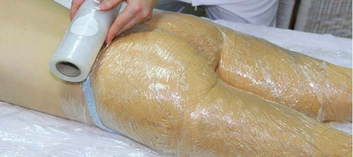 Обертывания пищевой пленкой — угробим кожу в домашних условиях!