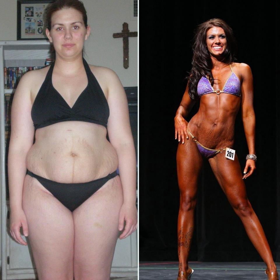 Бодибилдинг сушка и похудение. отличия » ironzen