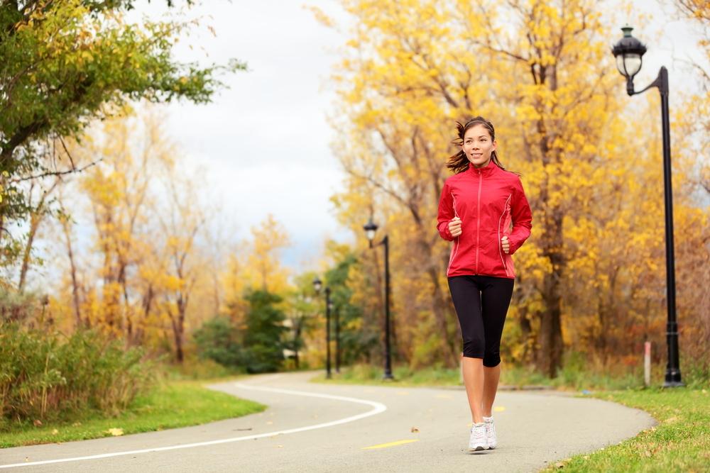 Бег осенью: одежда и 5 правил комфортной экипировки