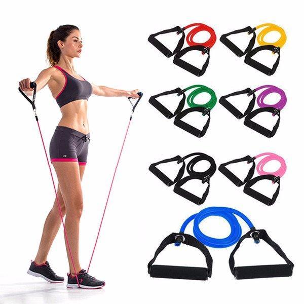 Эспандер лента: 15 лучших упражнений с эластичной лентой для фитнеса