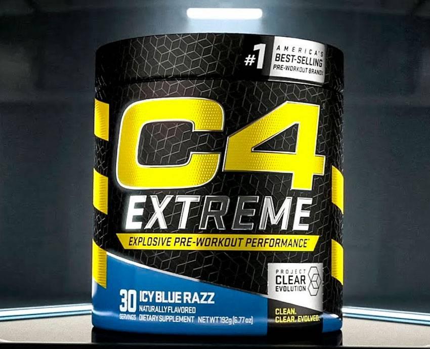 Способ применения предтренировочного комплекса cellucor c4 extreme