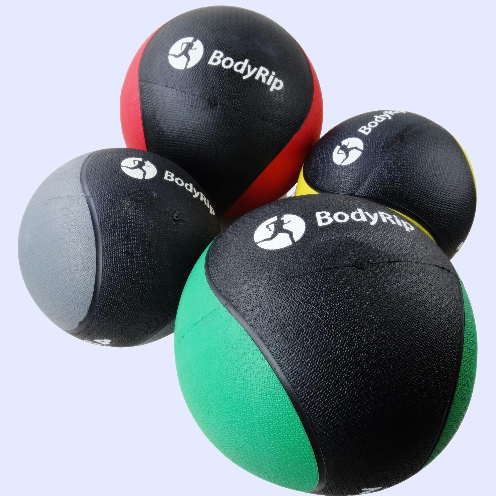 Функциональный тренинг: комбинации упражнений с медболом