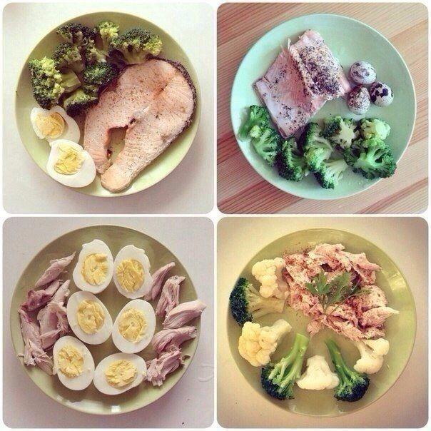 Завтрак для похудения: полезные рецепты