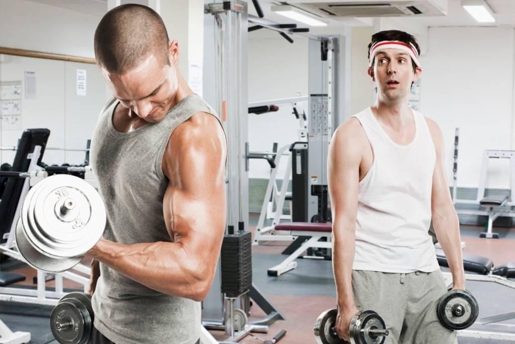 5 причин почему ваша тренировка неэффективна
