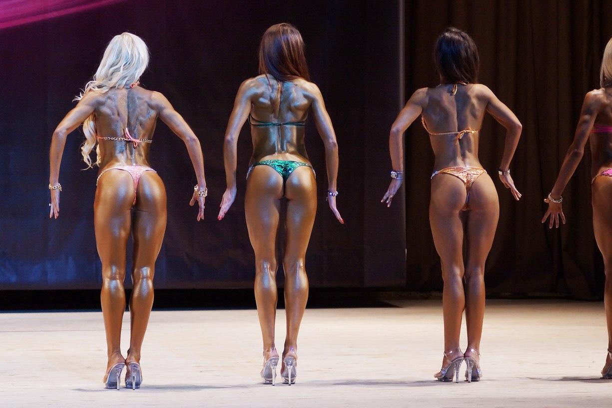 План питания фитнес-бикини. • bodybuilding & fitness