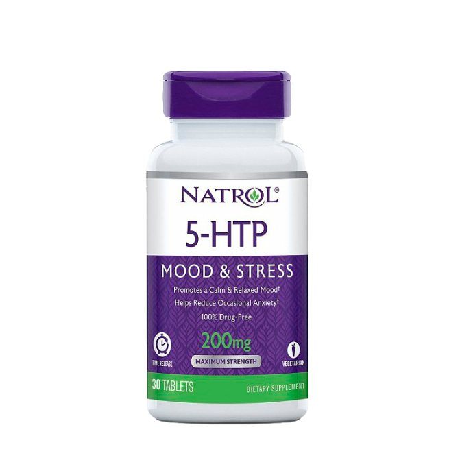 5-htp (5-гидрокситриптофан) - dailyfit