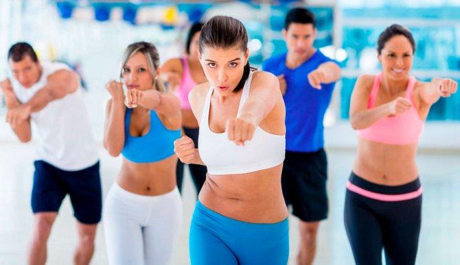 Тайбо для женщин: эффективные упражнения для похудения