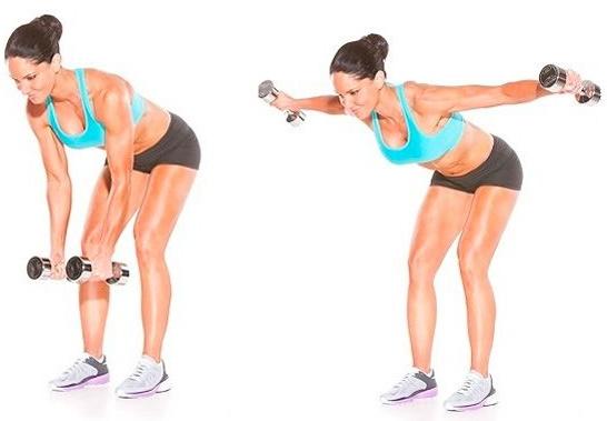 Как накачать женскую грудь при помощи упражнений