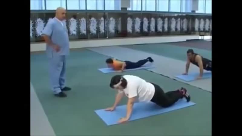 Упражнения для спины бубновского в домашних условиях