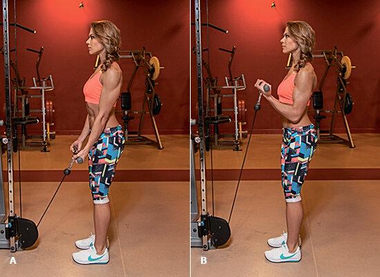 Программа тренировок для набора мышечной массы 3 раза в неделю для мужчин трехдневный сплит на массу в тренажерном зале