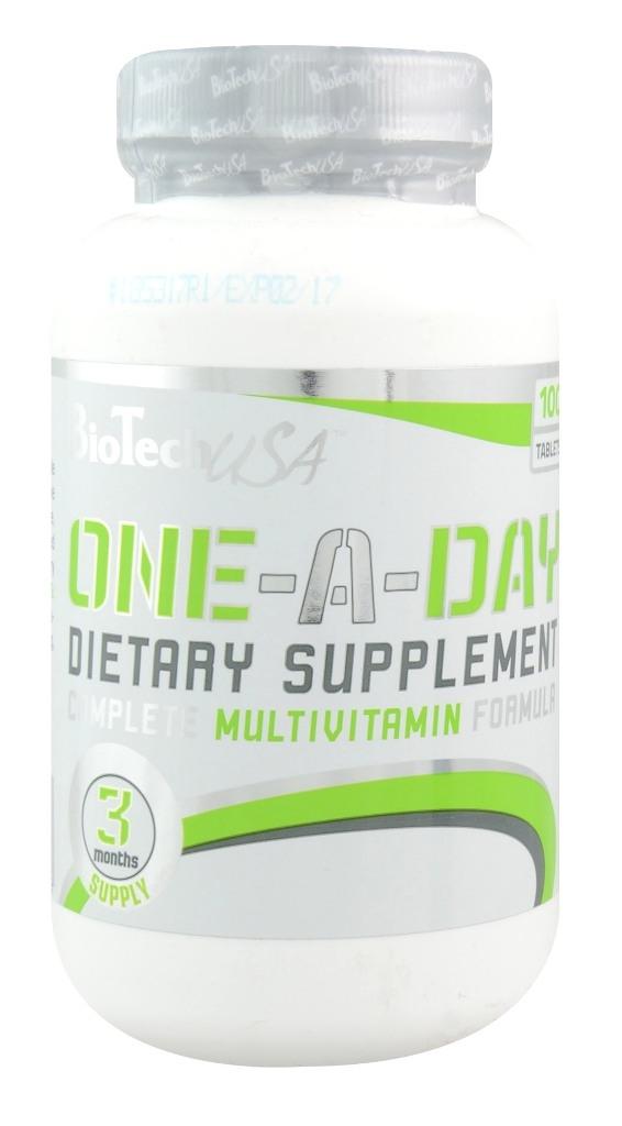 "Витамины biotech usa ""one a day food supplement"""