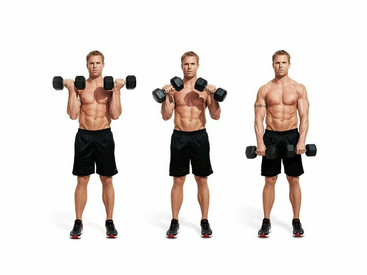 Упражнения для набора мышечной массы: забытые методики | бомба тело