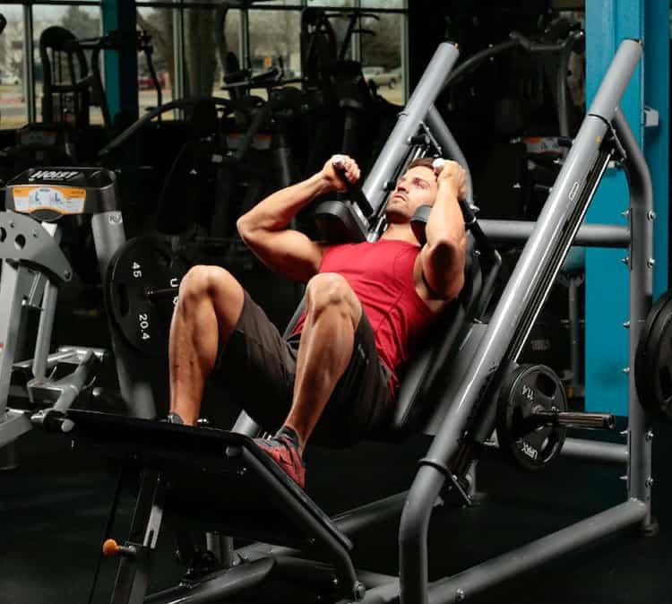 Гакк-приседания: какие мышцы работают, техника, виды и правила выполнения.