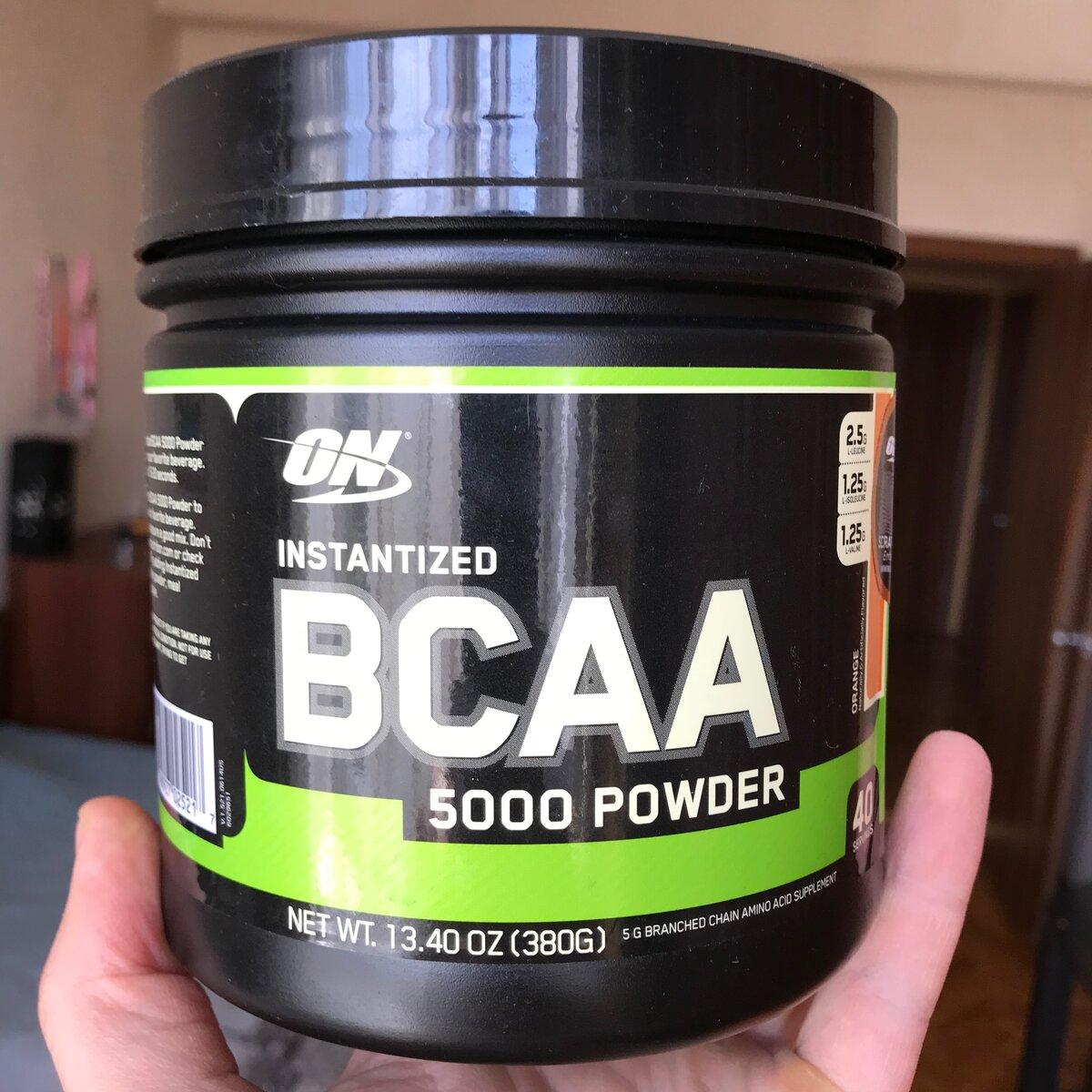 Для чего нужны bcaa и как правильно их принимать