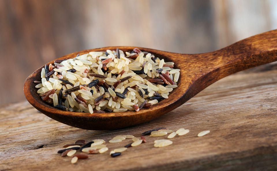 Красный рис – полезные свойства, противопоказания, особенности вида