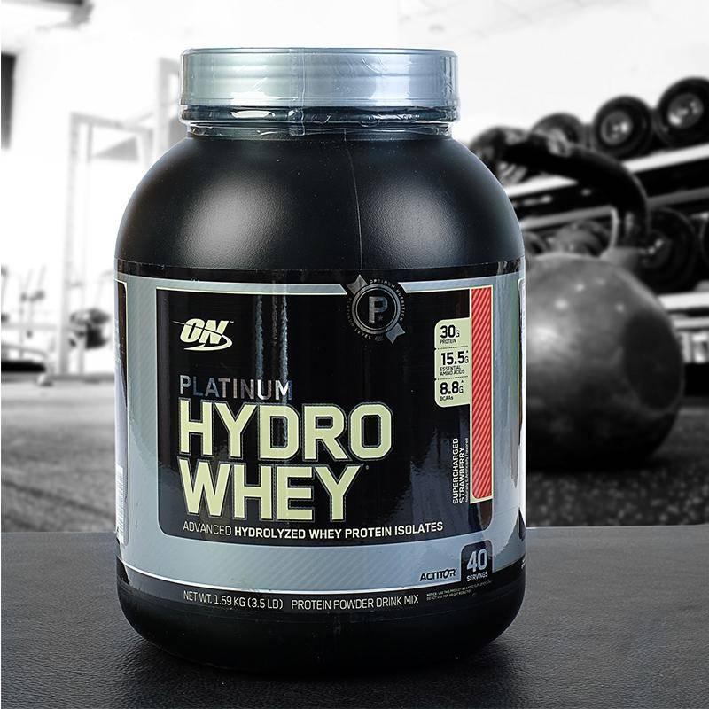 Platinum Hydrowhey от Optimum Nutrition