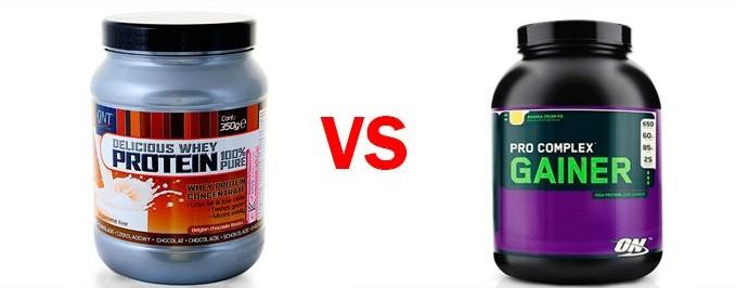 Гейнер или протеин: в чем отличие и что лучше выбрать для набора мышечной массы? новости партнеров - новости партнеров 164. metro