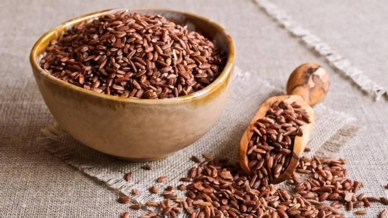 Рис: калорийность, польза и вред
